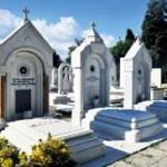 Sisli'de Ermeni mezarligi