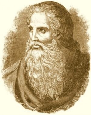 Պատմահայր Մովսես Խորենացի
