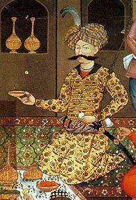 Շահ Աբաս I, ով 1603 թ. Անդրկովկասի հայերին աքսորեց Պարսկաստան