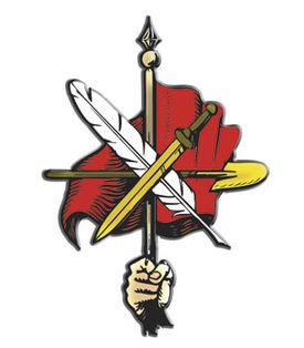 Հայ հեղափոխական դաշնակցության զինանշանը
