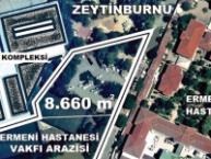 հայկական հիվանդանոցի տարածք