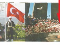 Թուրքիայի ԱԳՆ օրացույցում