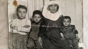 1946 թ. Մուշում հարձակման ենթարկված հայուհի