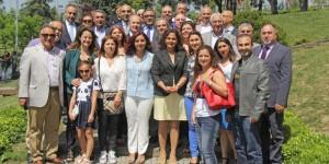 CHP, Ermeni, Rum ve Süryani toplumu temsilcileriyle
