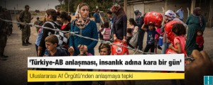Türkiye-AB anlaşması