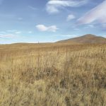 EC Sünik bölgesi, Gorayk, geç aşil dönemi insanının yerleşim platosu (fotoğraflar H. Simonyan)