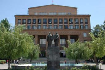 Yerevan Devlet Üniversitesi