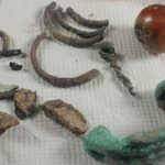 Urartu uygarlığına ait eserler